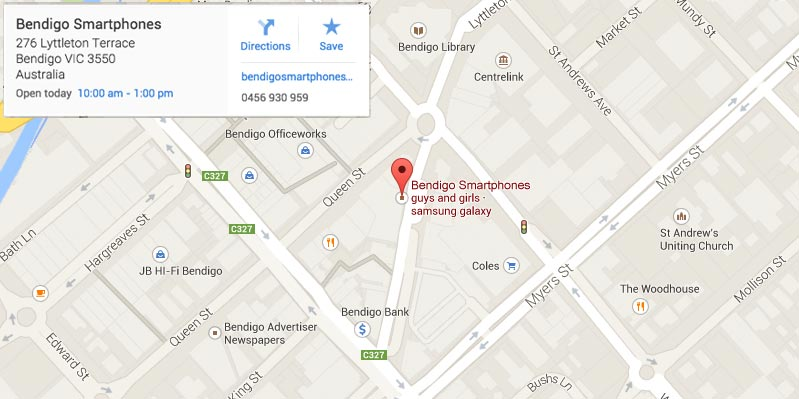 google_map_800_bendigo_smartphones_screen_repairs_iphone6